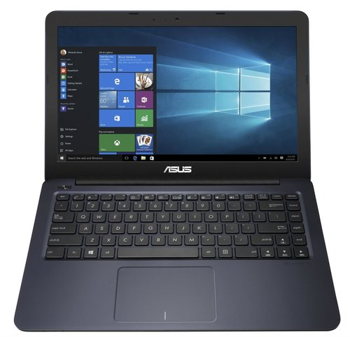 ASUS Win10 E2-6110 1.50GHZ 4GB 500GB E402WA-GA001T Blue