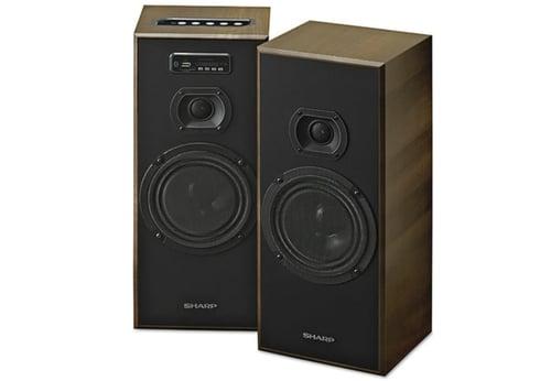 SHARP Speaker Active 10.000 W CBOX-B635UBO PMPO