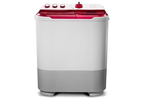 Sharp Mesin Cuci ES-T871DM-PK - Pink, Cap. 8.5kg
