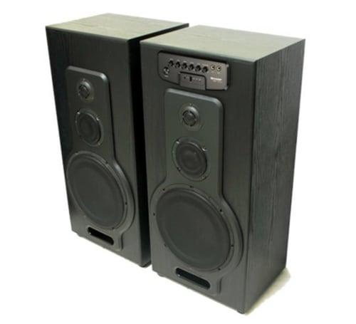 SHARP Speaker Active CBOX-1200UBL2 22.000 Watt Double Woofer
