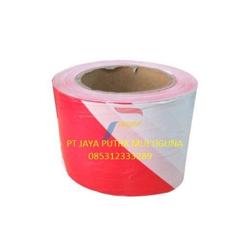 JUAL CAUTION TAPE HARGA MURAH WARNA MERAH PUTIH CAUTION TAPE  PERLENGKAPAN ROAD TRAFFIC SAFETY