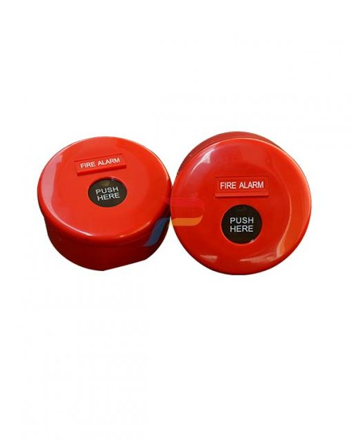 JUAL YUNYANG ALARM KEBAKARAN MANUAL CALL POIN PUSH BUTTON WITH BASE