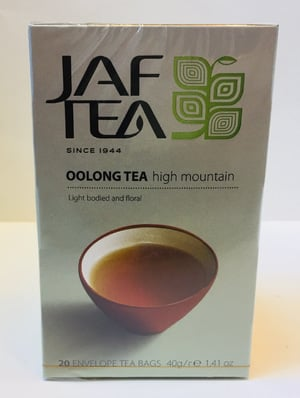 JAFTEA Oolong Tea High Mountain 1box Isi 20pcs