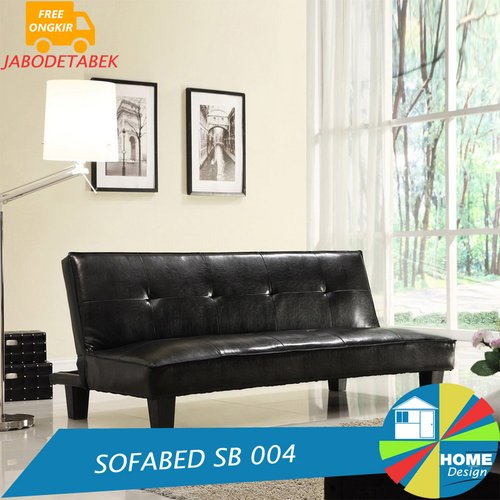 Sofa Bed SB 004 Black