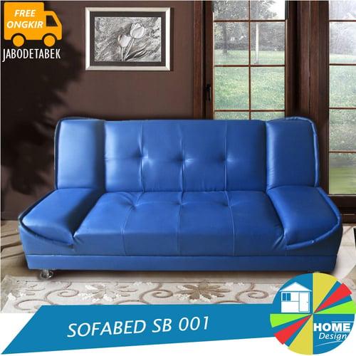 Sofa Bed Sb001 160cm Biru