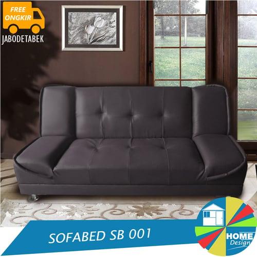 Sofa Bed Sb001 Brown