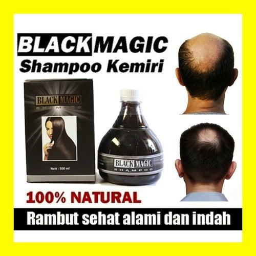 Black Magic Kemiri Shampo /  Bmks
