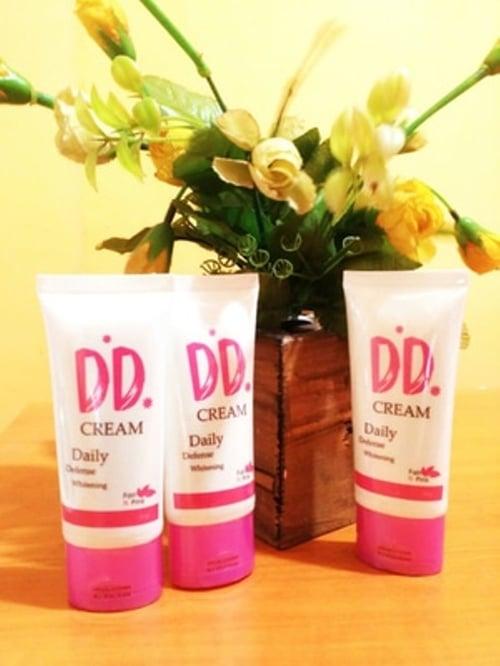 DD cream Fair n Pink