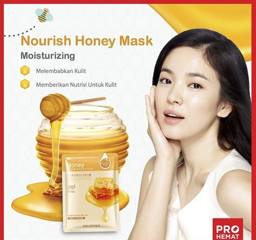 Honey Mask / Masker Madu