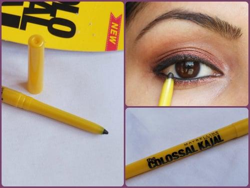 MAYBELINE Eyeliner Colossal Kajal