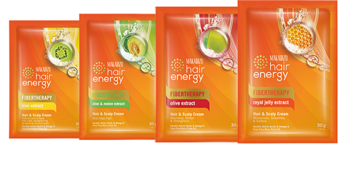 Shampo Makarizo Hair Energy Sachet