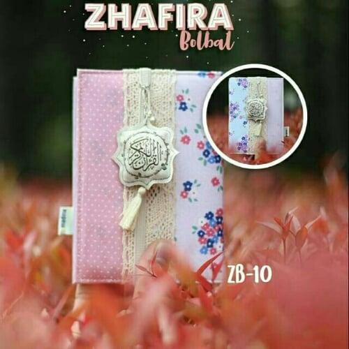 MADINA Al Quran Zhafira Cover Bolak Balik ZB10