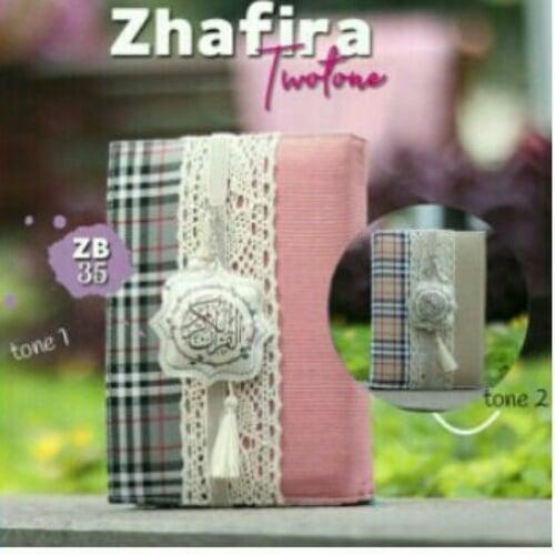 MADINA Al Quran Zhafira Cover Bolak Balik ZB35