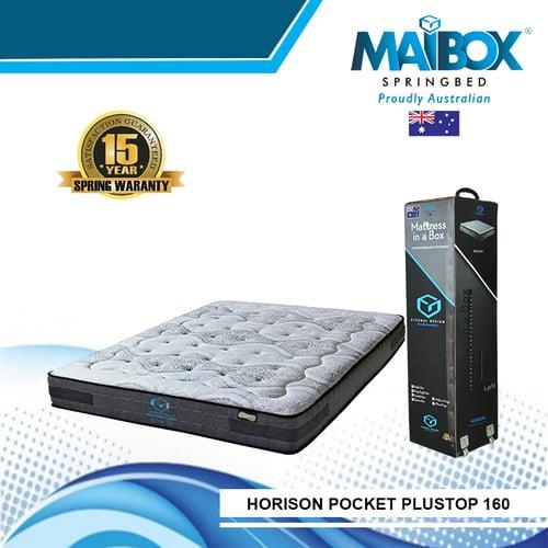 MAIBOX Kasur Horison Pillowtop 160x200cm