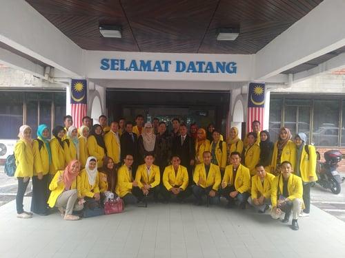 Jelajah 5D4N Magister Administrasi Public