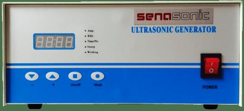 Ultrasonic Generator 1200Watt 28kHz - Ultrasonic Cleaning