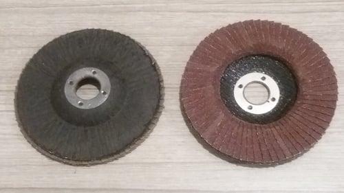 Flap Disc Diameter 100x16mm grit 100