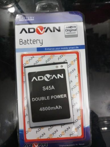 ADVAN Baterai S45A