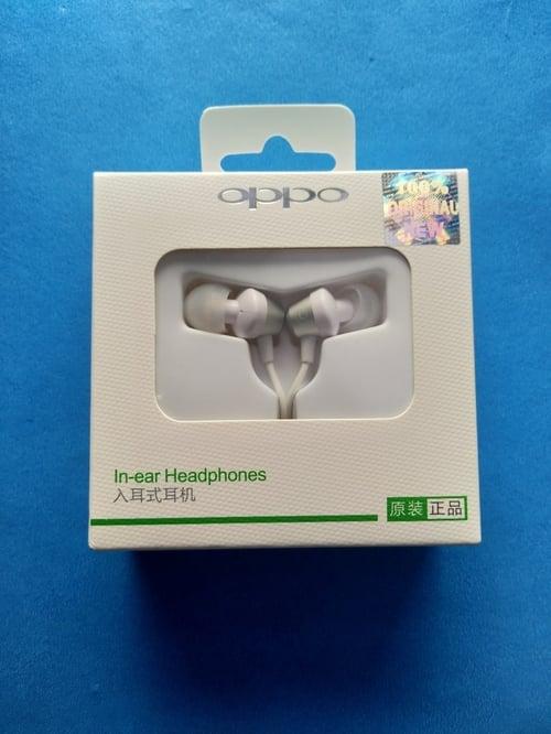 Headset  Earphone OPPO F1 Original