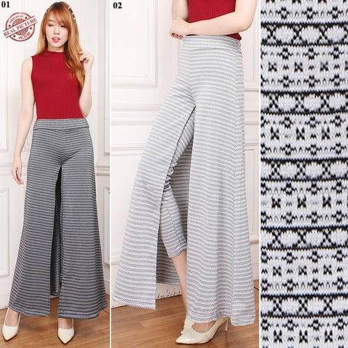 Celana Panjang Layer Niana Long Pants Wanita