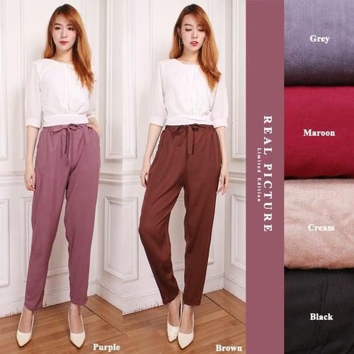 Celana Panjang Septi Long Pants Wanita