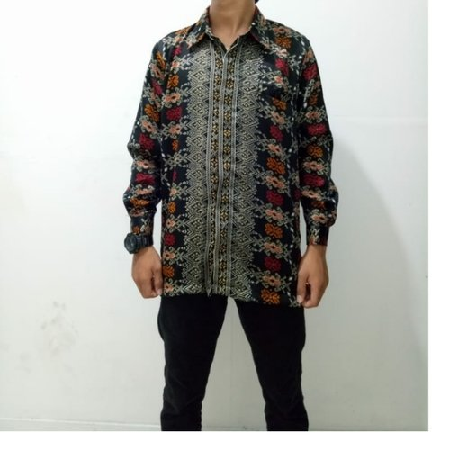 Kemeja Dylan Kemeja Batik Pria