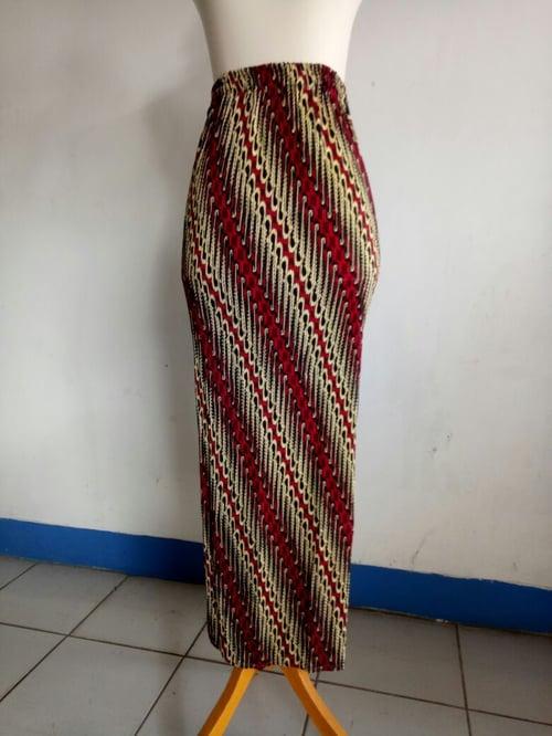 Rok Plisket Panjang Kayra Maxi Jumbo Wanita