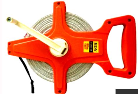 Meteran Fiber Roll 30Meter