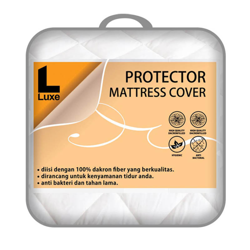 The Luxe Pelindung Kasur (Fitted Mattress Protector Fitted 160 x 200)