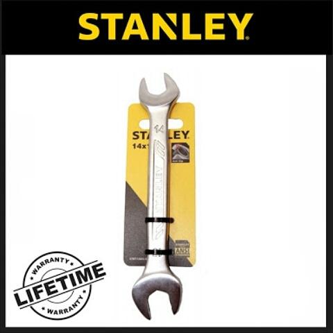 Kunci pas Stanley 10 x 12mm Double Open End Wrench STMT72840-8