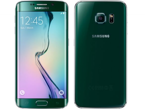 SAMSUNG S6 Edge Green 3/128GB