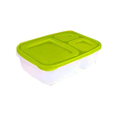 MASPION Lunch Box Hijau