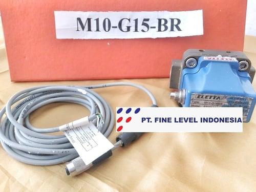 Eletta Flow Meter M10G15