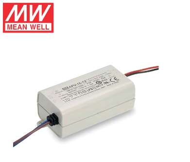 Power Supply MEAN WELL LED Driver APV-16-12
