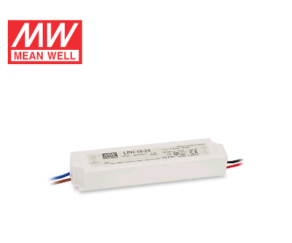 Power Supply MEAN WELL LED Driver LPH-18
