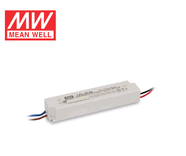 Power Supply MEAN WELL LED Driver LPL-18
