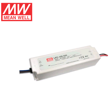 Power Supply MEAN WELL LED Driver LPC-100