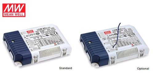 Power Supply MEAN WELL LED Driver LCM-60
