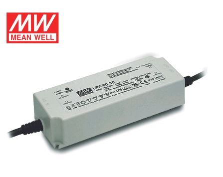 Power Supply MEAN WELL LED Driver LPF-90