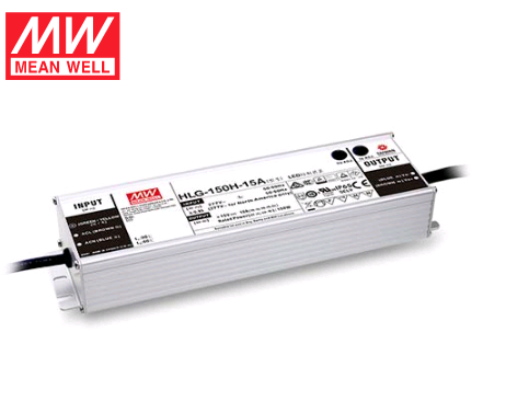 Power Supply MEAN WELL LED Driver HLG-150H