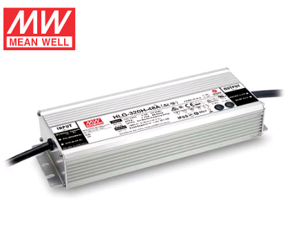 Power Supply MEAN WELL LED Driver HLG-320