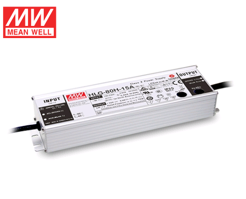 Power Supply MEAN WELL LED Driver HLG-80H-C