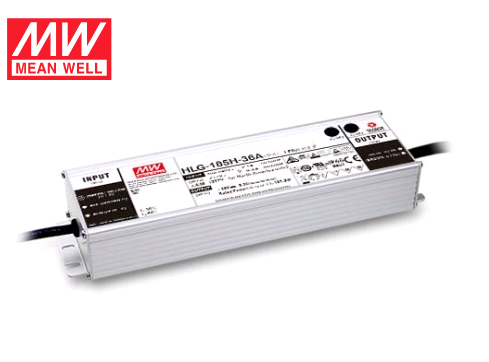 Power Supply MEAN WELL LED Driver HLG-185H-C