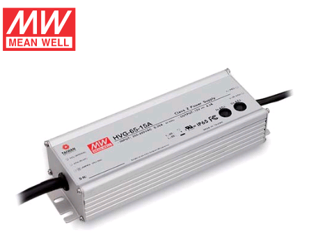 Power Supply MEAN WELL LED Driver HVG-65