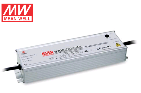Power Supply MEAN WELL LED Driver HVGC-100
