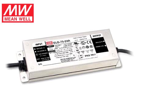 Power Supply MEAN WELL LED Driver ELG-75-V (B TYPE)