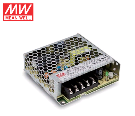 Power Supply MEAN WELL LRS-75-24