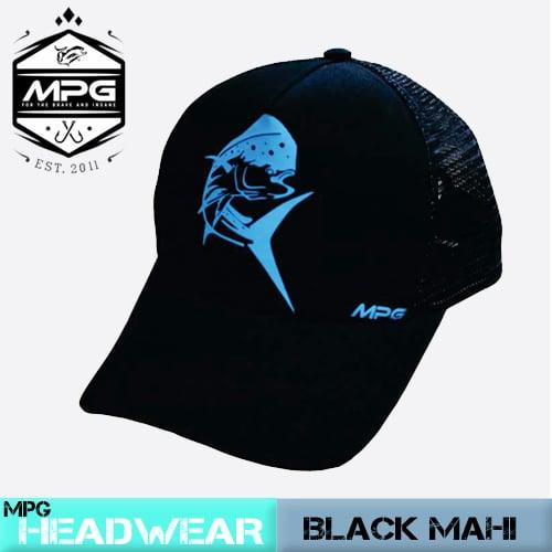 TOPI BLACK MAHI