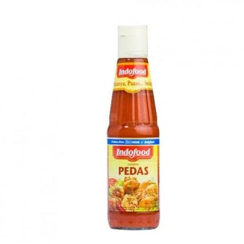 Indofood Sambal Pedas 340 ml isi 24