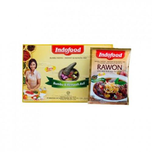 Bumbu Indofood Rawon 45 gr Isi 24 Pcs
